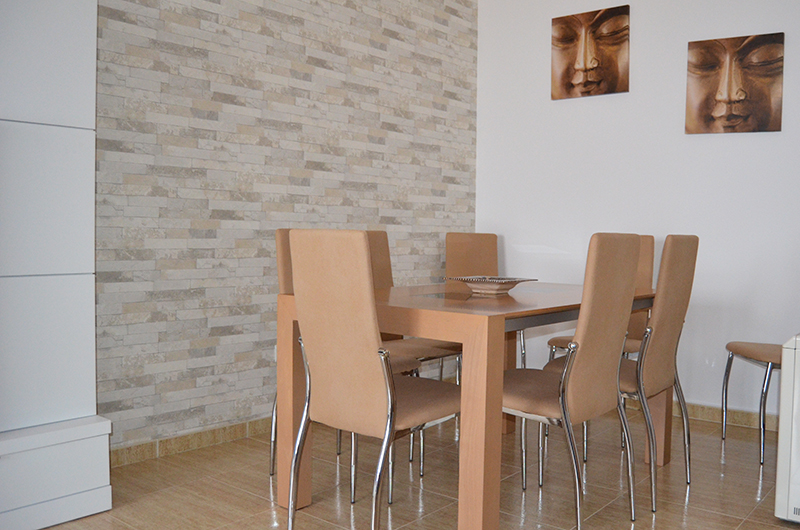 Salón Apartamento turístico en Almagro