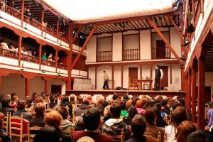 Alojamiento con teatro en Almagro